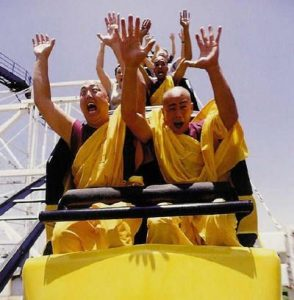 disfrutar de cada instante, incluso del miedo, es posible con la meditacion